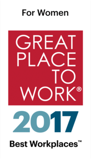 For Women Great Place to Work 2017