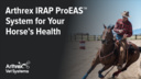 Overview of Arthrex IRAP™ ProEAS™ System