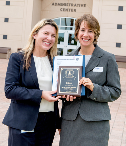 Commissioner's Business Recognition