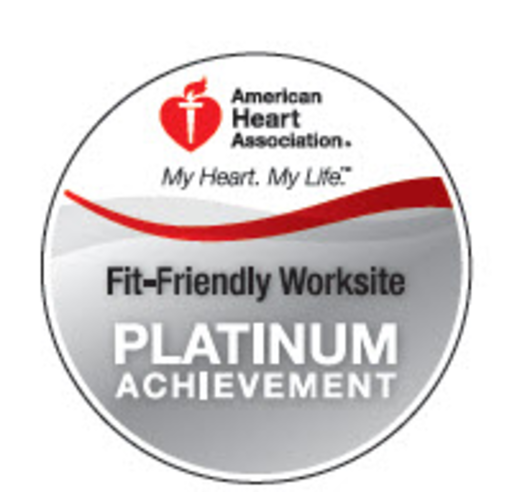 Platinum Fit-Friendly Worksite