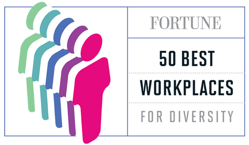 50 Best Workplaces for Diversity