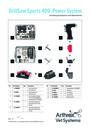 DrillSaw Sports 400™ Power System Including Accessories and Attachments