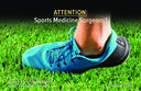 Attention: Sports Medicine Surgeons!