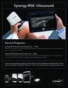 Synergy MSK™ Ultrasound - Service Programs