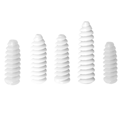 Biocomposite interference screws 0 large
