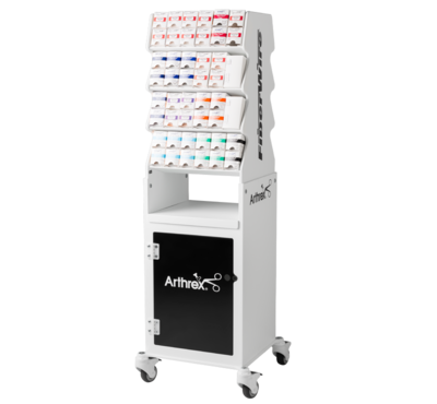 Fiberwire suture cart 0 large