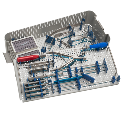 Glenoid bone loss instrument set 0 large