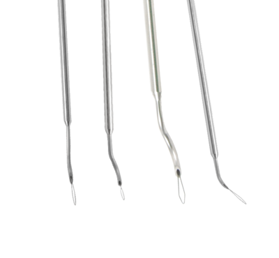 Hip length suture lassos 1 large