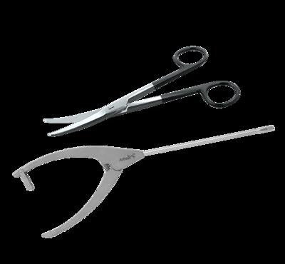 Shoulder suture cutters 0 large