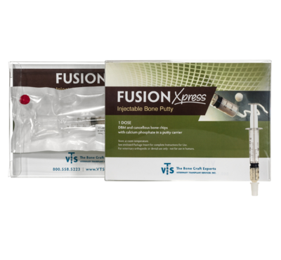 Vet fusion injectable bone putty 0 large